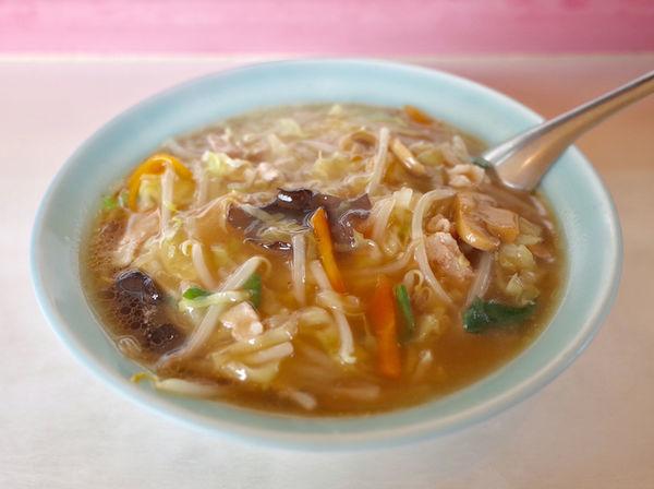 「生馬麺…700円」@餃子大王 孫悟空の写真