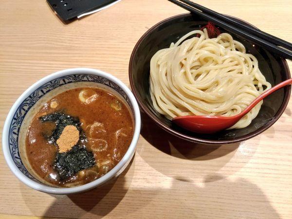 「つけ麺」@つけ麺専門店 三田製麺所 蒲田東口店の写真