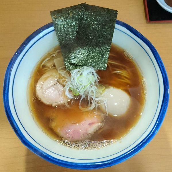 「特製醤油らーめん」@麺処 富士松の写真