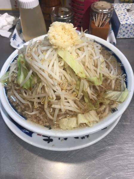 「らーめん(小)」@らーめん大 平井店の写真