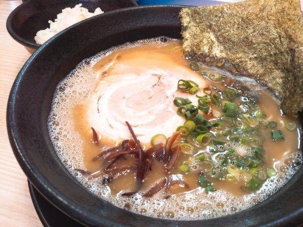 「ラーメン」@九州とんこつらーめん ひらさわの写真