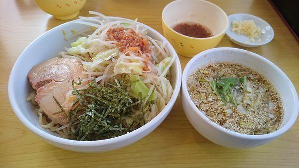 「つけ麺 塩 太麺 800円」@らーめんコジマルの写真