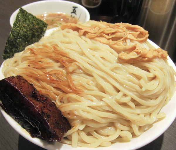 「つけ麺 900円(特盛 1キロ)」@麺屋武蔵 五輪洞の写真