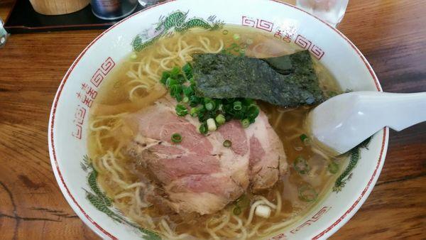 「中華そば ¥750-」@伊達屋の写真