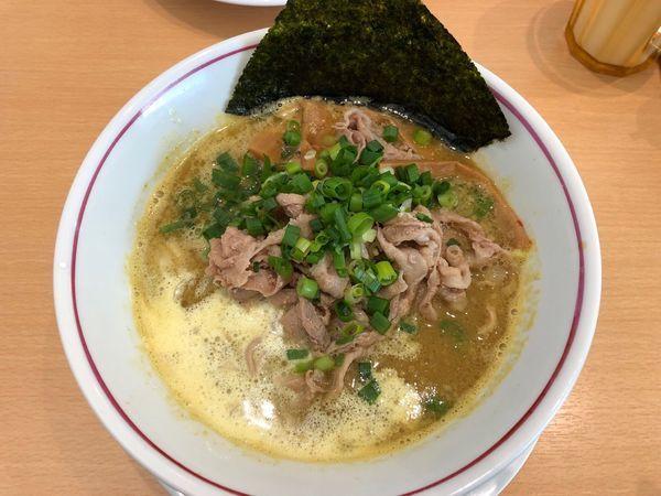 「冬季限定 味噌カレー肉そば」@らぁ麺食堂 吉凛の写真