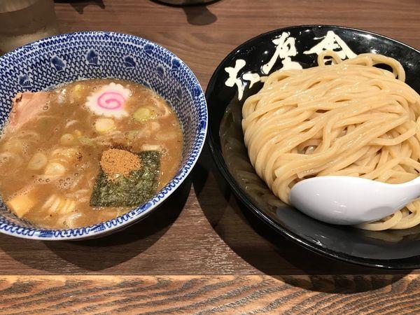 「つけ麺 830円」@六厘舎TOKYO ソラマチ店の写真