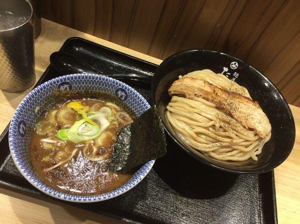 「つけ麺 並盛」@麺屋 たけ井 阪急梅田店の写真
