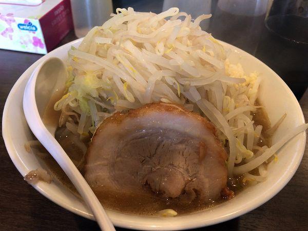 「ラーメン(700円)」@RAMEN NOROSHI 東大宮の写真