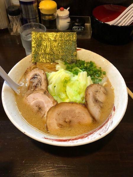 「味噌チャーシュー大盛り」@らーめん こうやの写真