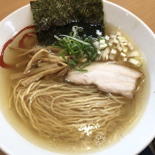 「魂の中華そば(塩)」@魂麺の写真