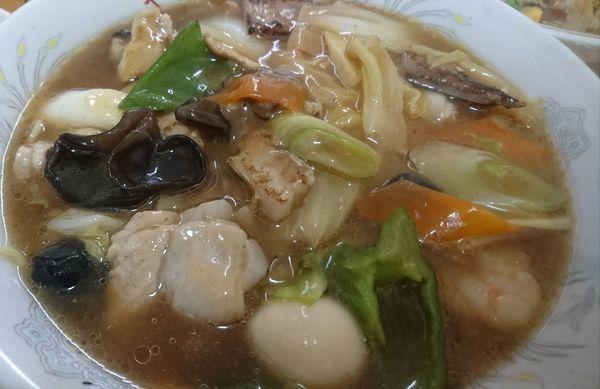 「ウマニソバ」@中華料理 や志満の写真