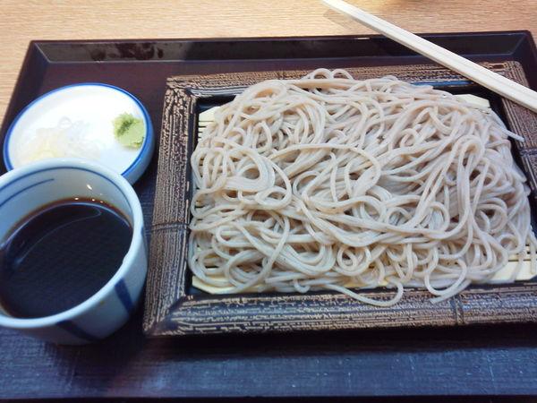 「もりそば 300円」@いわもとQ 歌舞伎町店の写真