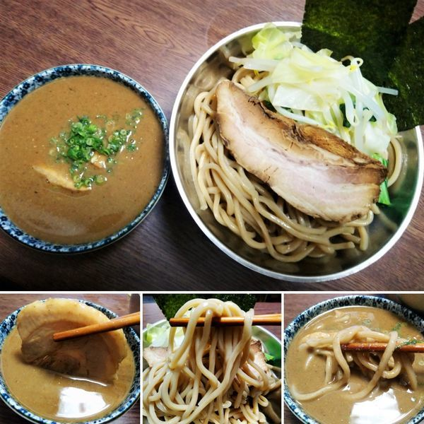 「つけそば 960円」@中華蕎麦 とみ田の写真