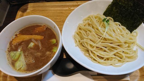 「極濃厚つけ麺(780円)」@麺屋 冽 -RETSU-の写真