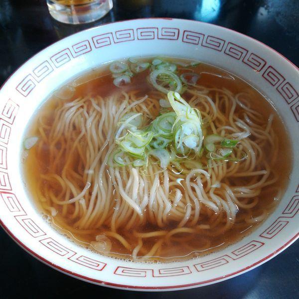「元祖とんみん 400円」@13湯麺の写真