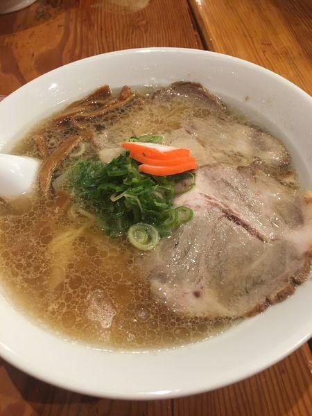「ワンタン麺」@麺味の写真