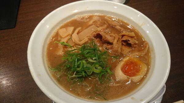 「徳島ラーメン」@麺屋 頂点 松茂店の写真