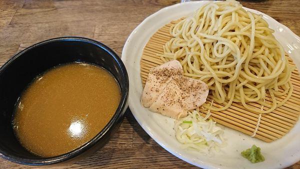 「鶏つけそば(800円)」@麺屋すみすの写真