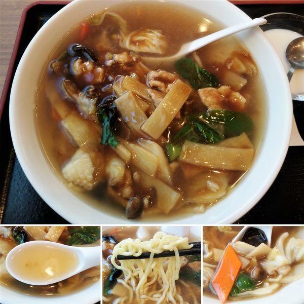 「広東麺 900円」@中華料理 龍城の写真
