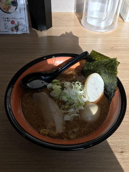 「特醤油ラーメン」@麺や 虎鉄 厚別店の写真