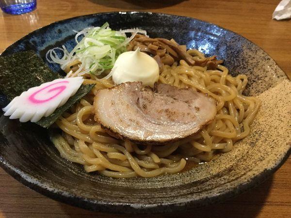 「油マヨネーズそば730円」@麺や 桜木の写真