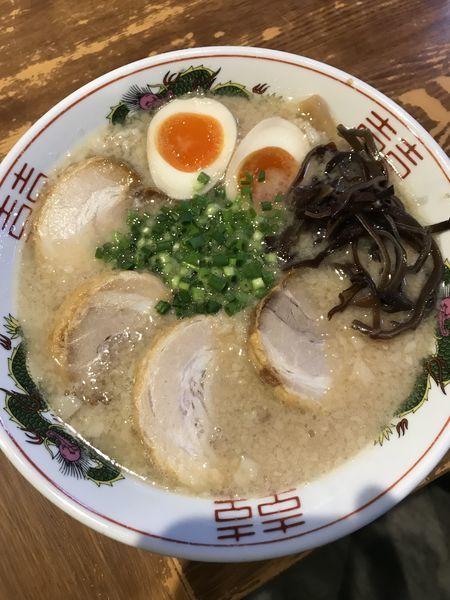 「豚骨醤油ちゃーしゅーめん」@麺屋 BONCHIの写真