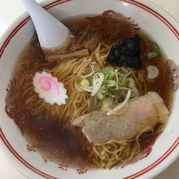「醤油」@菅野食堂の写真