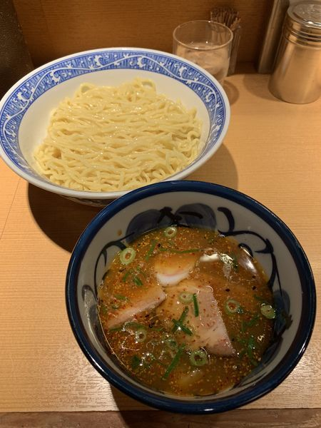 「つけめん:780円」@中華そば 青葉 飯田橋店の写真