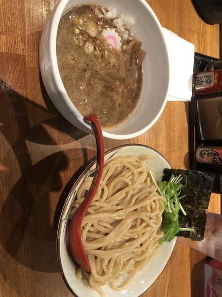 「つけ麺 大盛り」@R&Bの写真