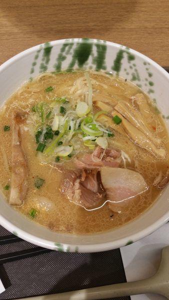 「濃厚味噌らーめん」@G麺7-01の写真