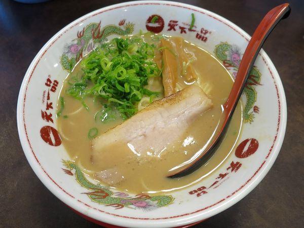 「ラーメン(こってり) 740円」@天下一品 前橋大友店の写真