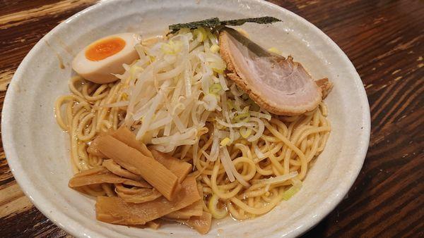 「油麺中盛」@江川亭 調布店の写真