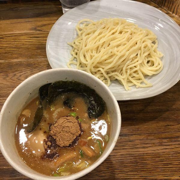 「特製つけ麺」@風雲児の写真