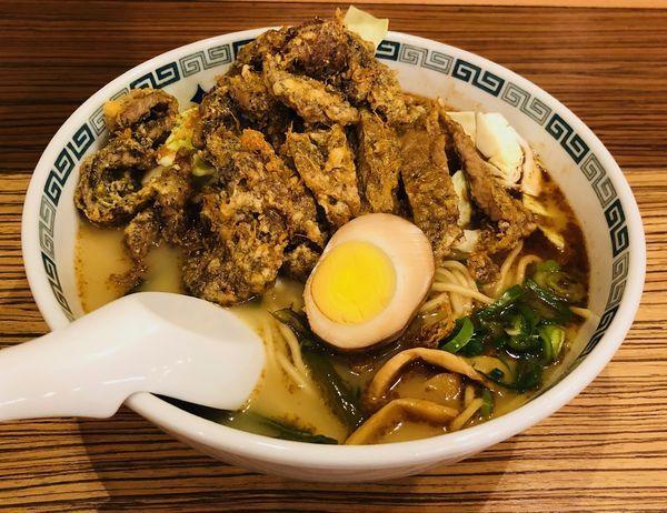 「五香肉麺(¥1000)」@くまもと桂花ラーメン ふぁんてんの写真