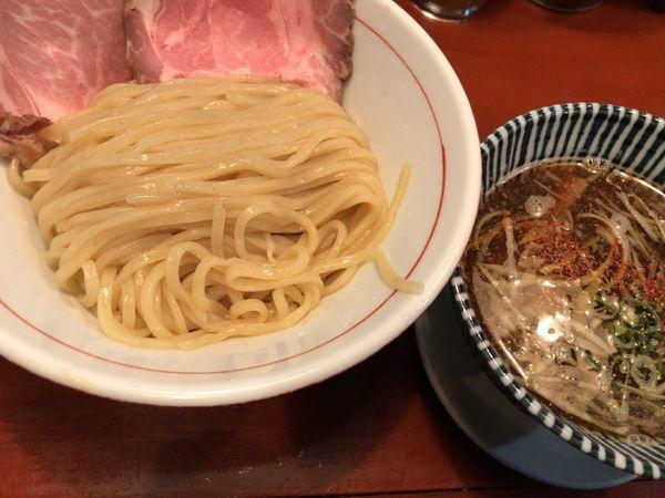「つけそば」@麺食堂 88の写真