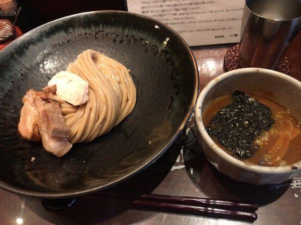 「つけ麺」@つけ麺 繁田の写真