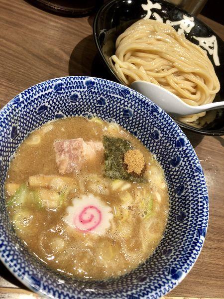 「つけめん¥830」@六厘舎TOKYO ソラマチ店の写真