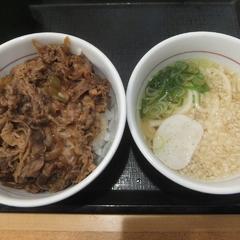 なか卯 赤坂七丁目店の写真