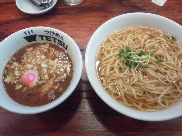 「あつもり 800円」@つけめん TETSU エミオ所沢店の写真