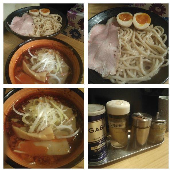 「辛みそつけ麺大盛り」@miso style となみの写真