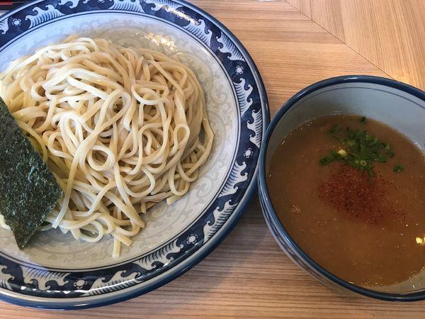 「つけ麺(大盛)800円+50円」@浜屋 西新井店の写真