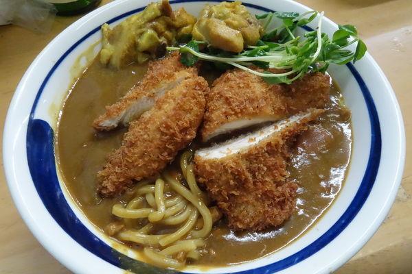「【睦月限定】サラリ鶏カレーS」@MENYA 食い味の道有楽の写真