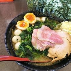 横浜家系ラーメン 源絆家の写真