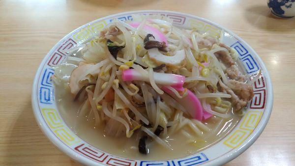 「ちゃんぽん」@和食の店 平野の写真