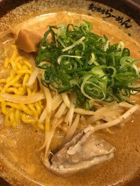 「辛味噌」@真武咲弥 渋谷店の写真