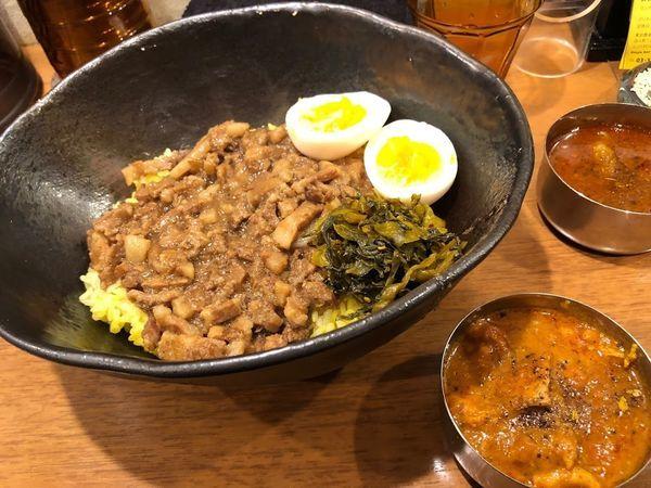 「ろかプレート」@spicy curry 魯珈〜ろか〜の写真