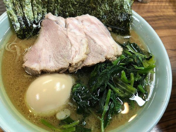 「環七スペシャル」@横浜ラーメン 武蔵家 板橋店の写真