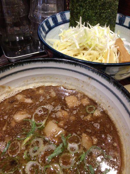 「つけ麺 1辛」@麺屋三代目 火華 中野総本店の写真