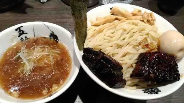 「五輪洞つけ麺」@麺屋武蔵 五輪洞の写真
