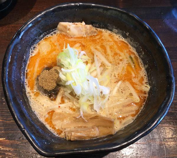「ラーメン 800円」@麺や 蒼 AOIの写真